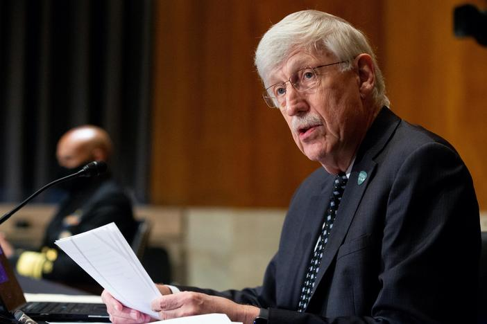 NIH's Francis Collins on how Americans can take responsibility amid spreading virus
