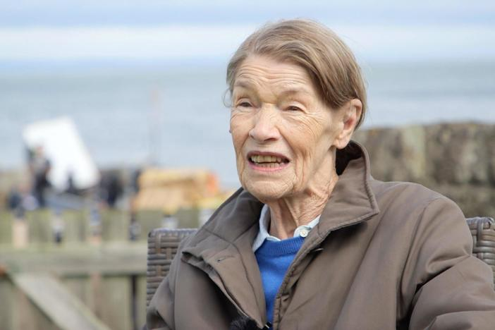 Glenda Jackson and the series' creators discuss telling Maud's complex story.
