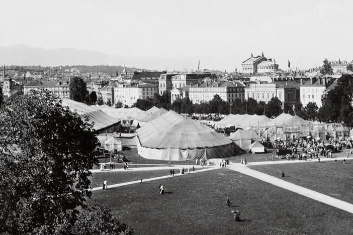 Revisit the heyday of America's traveling circus and meet the showmen who created it.