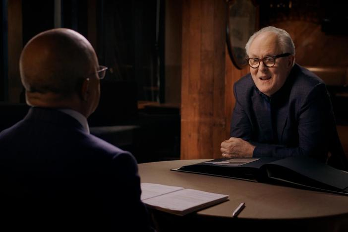 John Lithgow discovers that he is related to Henry Louis Gates Jr.