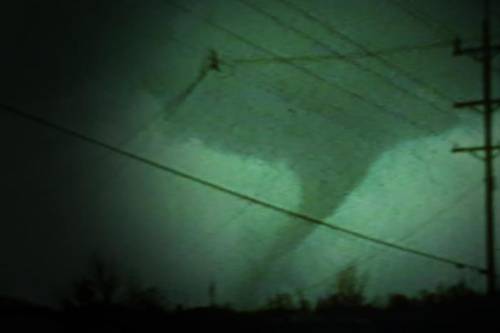 "The extraordinary tornado occurrence in April 1974 was named the ""Super Outbreak."""