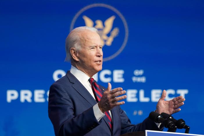Biden issues stark warning to Americans ahead of holidays