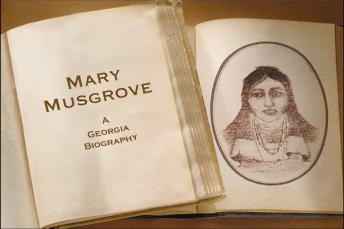 A brief profile of Mary Musgrove, known as Coosaponakeesa by the Creek Indians.