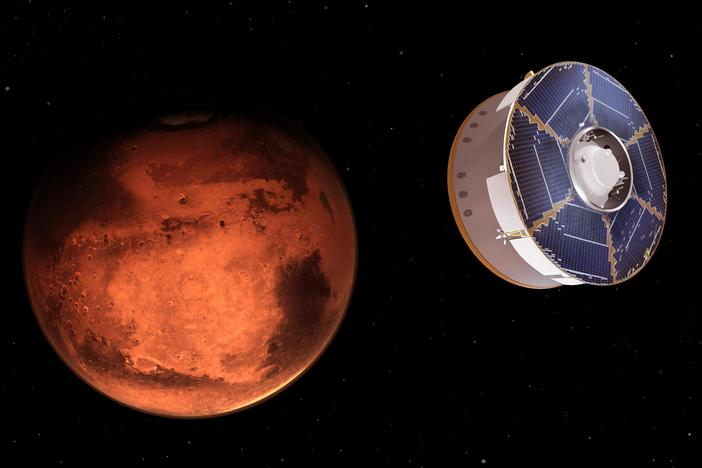 NASA launches its most ambitious search yet for traces of ancient life on Mars.