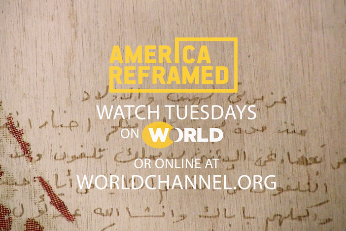 The trailer of the eighth season of documentary series America ReFramed.