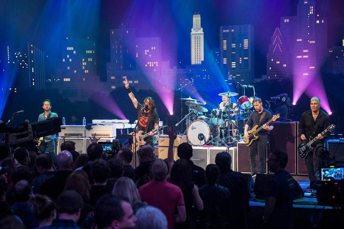 Enjoy highlights from Foo Fighters' two episodes of Austin City Limits.