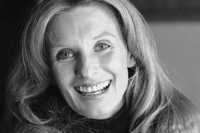 Cloris Leachman, pictured in 1974, seemed game for anything, from playing a creepy housekeeper in Mel Brooks' <em>Young Frankenstein</em> to competing on ABC's <em>Dancing With the Stars.</em>