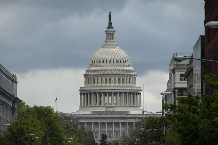 The U.S. Capitol has been hit by the coronavirus like the rest of the country, grappling with protective measures and multiple cases.
