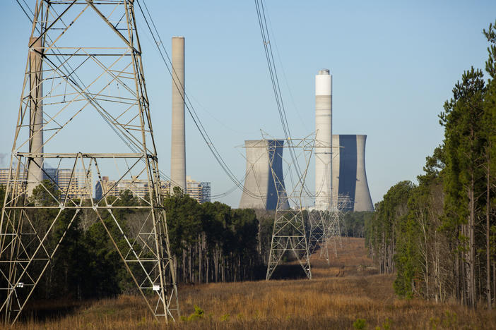 Georgia Power's Plant Scherer