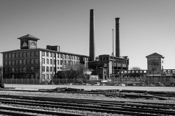 Cabbagetown's Fulton Bag and Cotton Mill