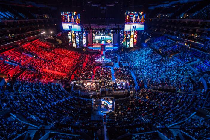 Around the world, fans are flocking to esports tournaments. Esports is projected to become a billion-dollar industry in 2019.