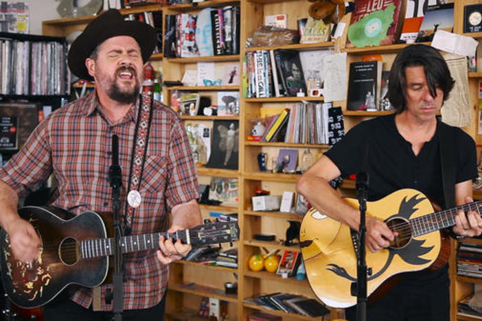Tiny Desk Concerts with Drive-By Truckers