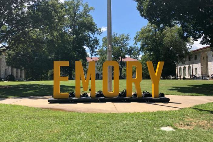 Emory University has directed student residents to vacate by the end of next week amid concerns over the spread of coronavirus.