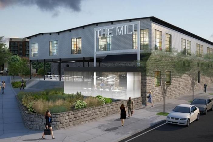 Developers Southeastern Capital Companies and Coro Realty announced this week a new project for the Old DuPre Mill location.
