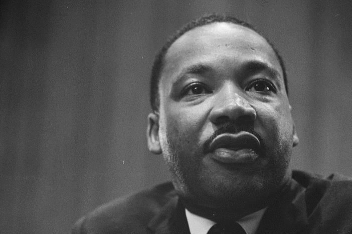 Dr. Martin Luther King, Jr. in 1964