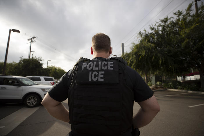 Atlanta was on the shortlist of cities for potentail targets in ICE Raids.