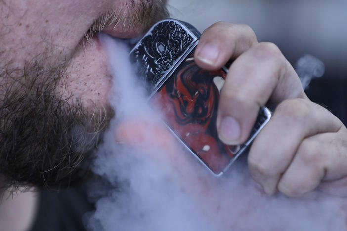 The Georgia Department of Public Health issued a health advisory about vaping and e-cigarette use Wednesday, Oct. 9, after the state confirmed a second person has died.