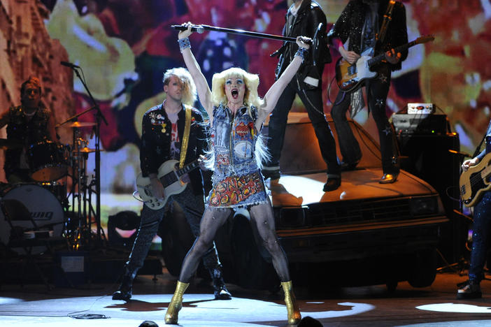 "Neil Patrick Harris won a Tony Award for his portrayal of Hedwig in ""Hedwig and the Angry Inch"" on Broadway."