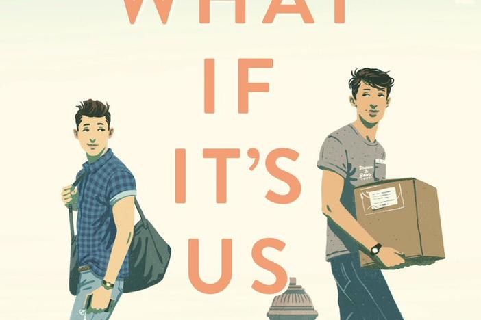"Becky Albertalli and Adam Silvera's newest book together, ""What If It's Us,"" is a young adult novel about two teen boys who fall in love after a chance meeting in a post office."