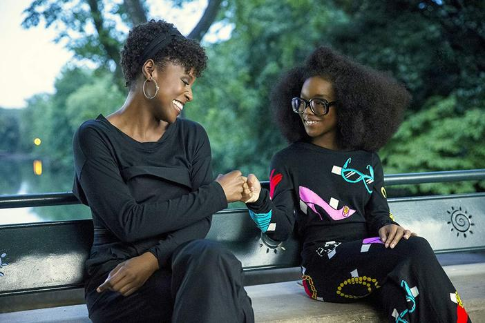 "Issa Rae and Marsai Martin star in the new film, ""Little,"" which was filmed in Georgia and opens in April 2019."