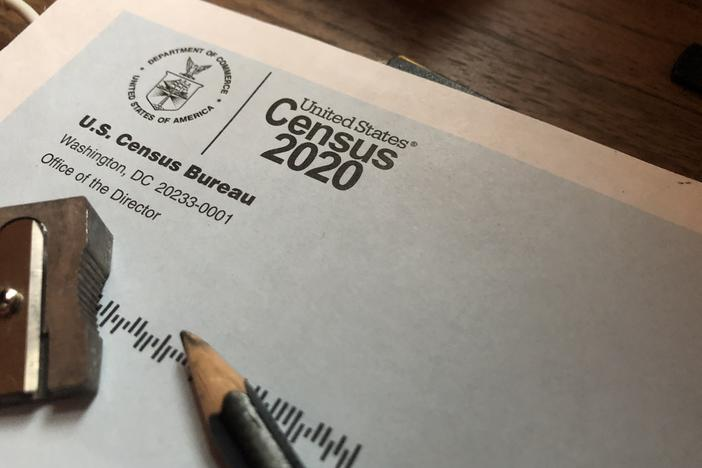 Instruction forms were sent out in March to help residents across the United States complete the questionnaire online, a new feature for the country's decennial census.
