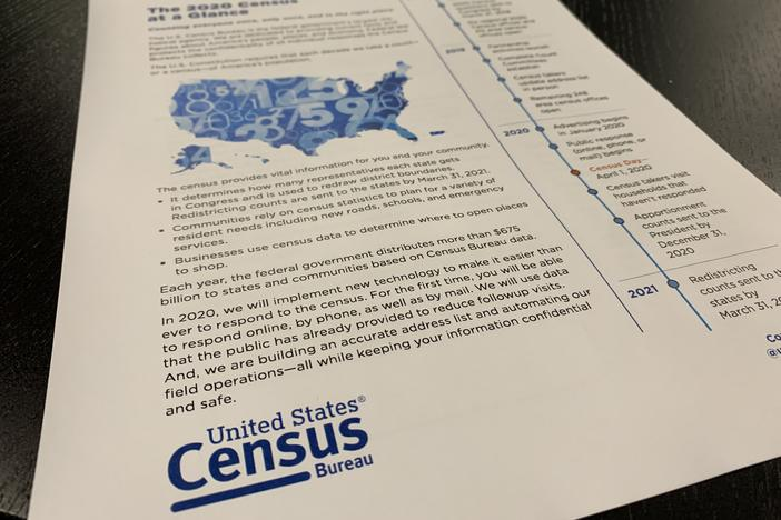 Government and community leaders are working to avoid an undercount of rural and minority communities in the 2020 census.