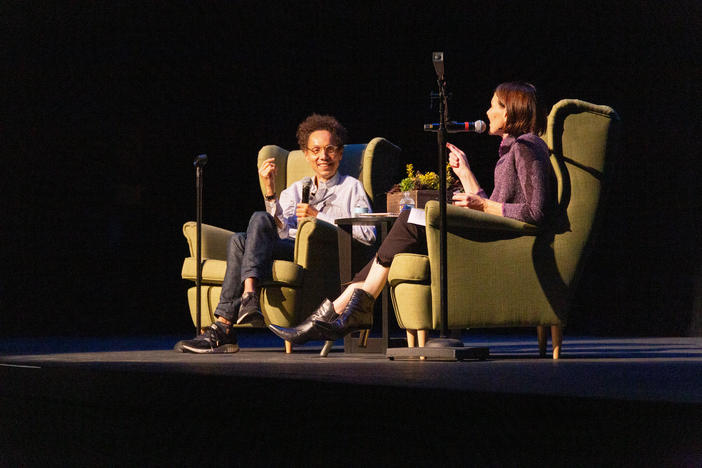 "Malcolm Gladwell speaks to On Second Thought host Virginia Prescott about newest book, ""Talking to Strangers."""