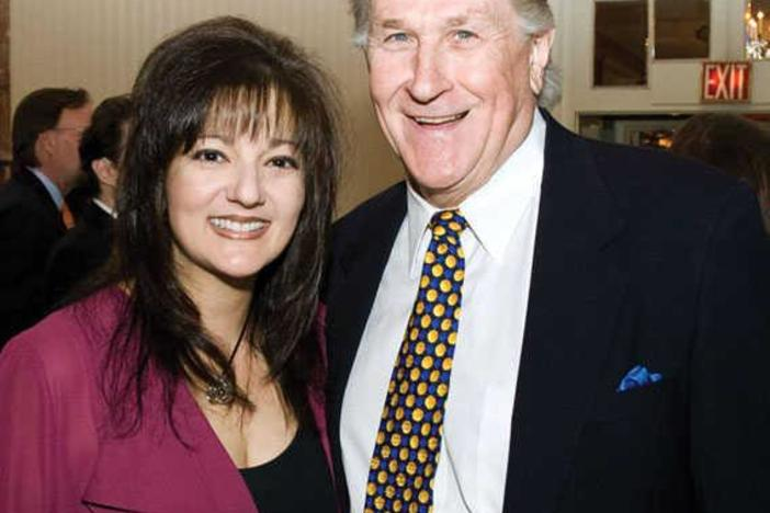 Opera singers Maria Zouves and Sherrill Milnes are the co-founders of the Savannah Voice Festival.