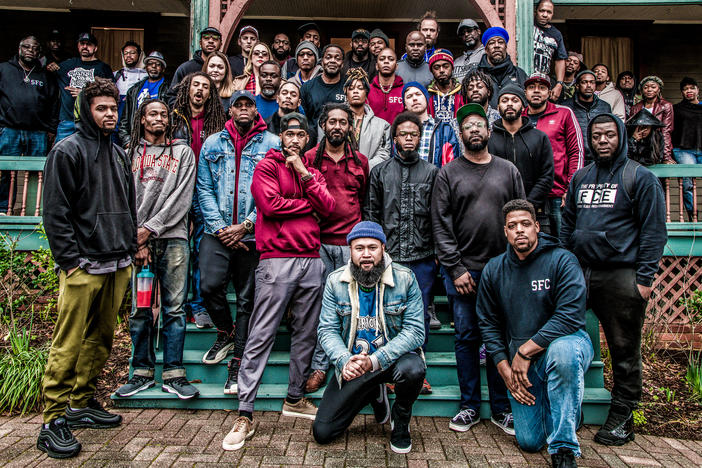 Soul Food Cypher is a freestyle rap nonprofit celebrating its eighth anniversary in Atlanta.