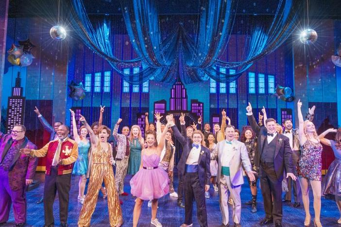 "Cast of ""The Prom"" closes show in Atlanta."
