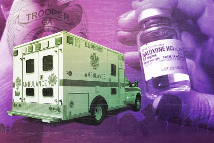 Georgia's drug surveillance team said in a June 19 memo that emergency room visits for suspected drug overdose are increasing.