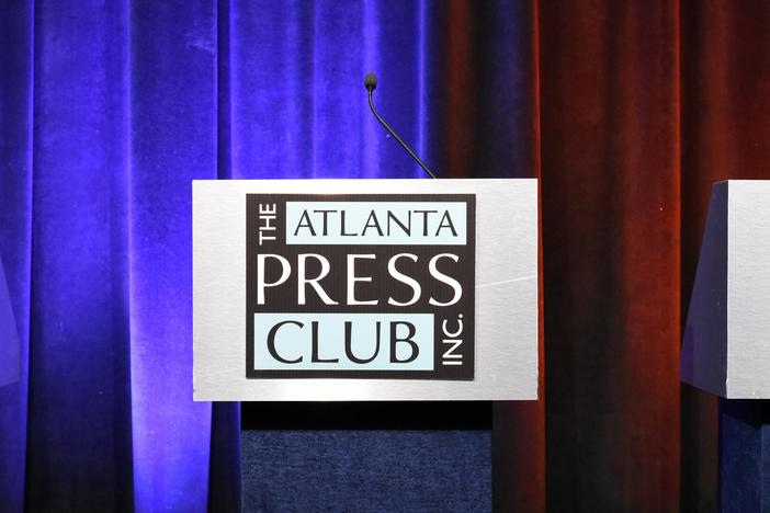 The Atlanta Press Club Debates were held Oct. 2 for Public Service Commission District 3 and District 5.
