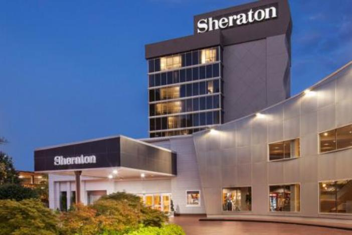Eleven cases of Legionnaires' disease have been linked to the Sheraton Atlanta. The hotel remains closed after voluntarily shutting down for testing on July 15, 2019.
