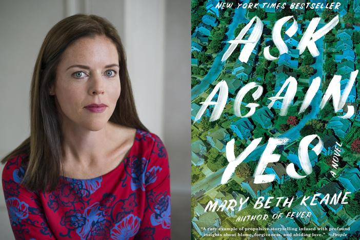 "Author Mary Beth Keane joined Virginia Prescott for a virtual author talk series presented by the Atlanta History Center. They discussed her latest book, the New York Times best-seller ""Ask Again, Yes."""