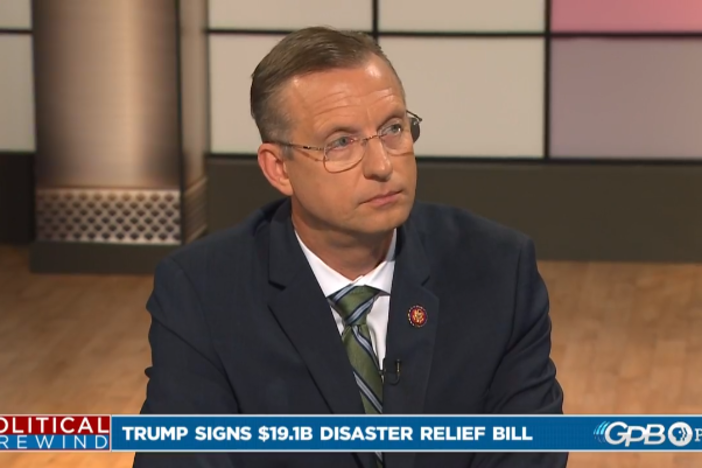 Rep. Doug Collins (R-9) joins Political Rewind to talk through the current issues on Capitol Hill and his work as the top Republican on the House Judiciary Committe.