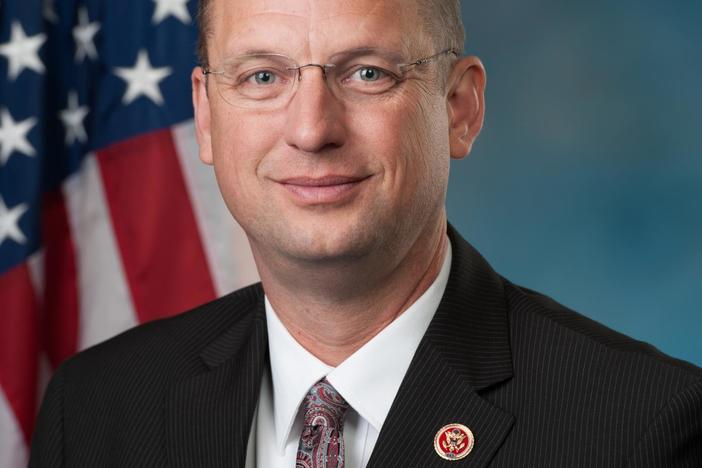 US Congressman Doug Collins of Georgia.