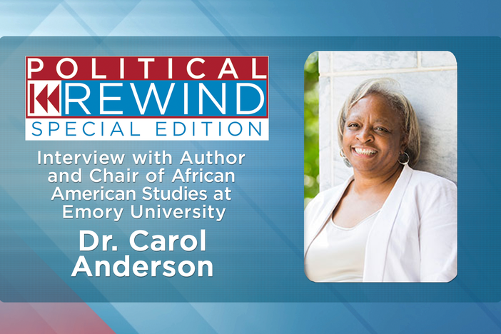 Carol Anderson is the Charles Howard Candler Professor of African American Studies at Emory University and a New York Times Bestselling Author.