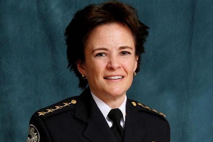 Atlanta Police Chief Erika Shields