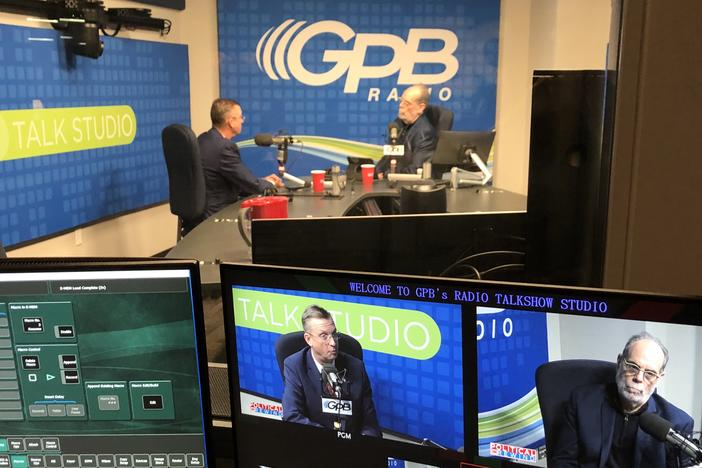 Rep. Doug Collins, R-Ga, sat down with host Bill Nigut in the studios of Georgia Public Broadcasting on Feb. 20, 2020.