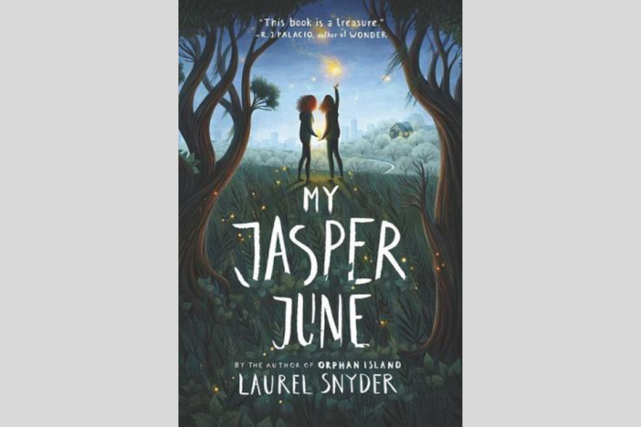 """My Jasper June"" tackles a wide range of issues for a younger audience: homelessness, addiction and domestic abuse."