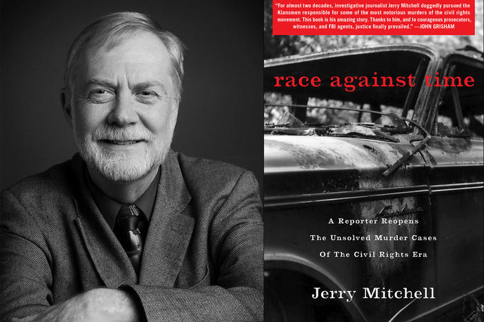 "Award-winning journalist Jerry Mitchell will speak about his new book ""Race Against Time"" and the investigations behind it tonight at the Jimmy Carter Presidential Library."