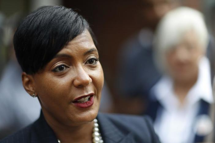 Atlanta mayor Keisha Lance Bottoms and former Georgia governor candidate Stacey Abrams find themselves at the same political intersection on Joe Biden's list of potential running mates.