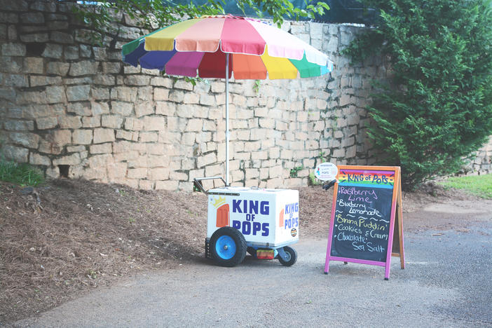 King of Pops celebrated its 10th anniversary last week.