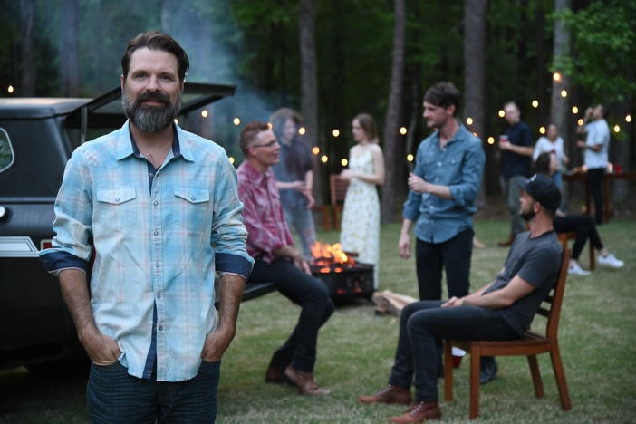 "Mac Powell and the Family Reunion celebrate debut album, ""Back Again."""