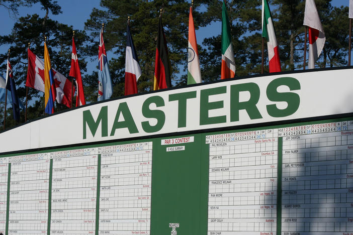 Augusta National Golf Club, home of The Masters, one of the most important events in professional golf