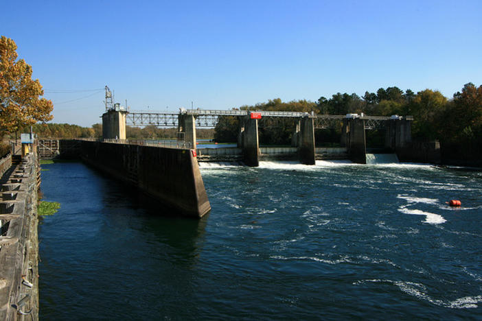 New Savannah Bluff Lock and Dam
