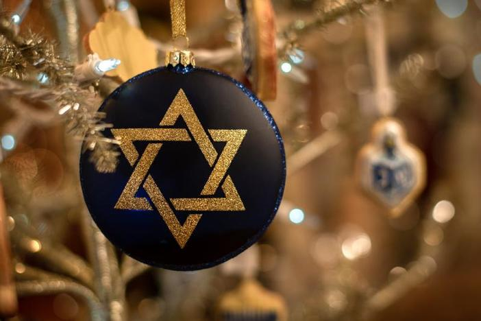 The Star of David is a prominent symbol of the Jewish faith.