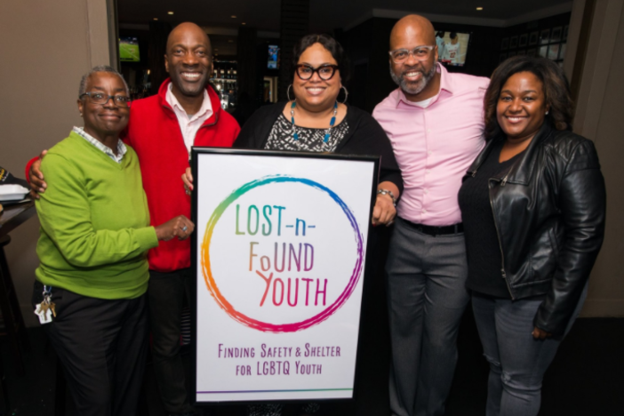 Some 40 percent of youth experiencing homelessness are LGBTQ. The Atlanta-based organization Lost-n-Found Youth is trying to protect this community by providing shelter and support services.