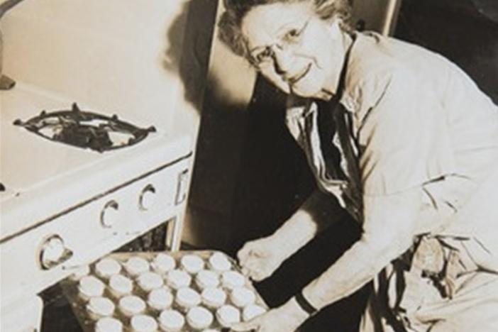 Mrs. S.R. Dull's cookbook is viewed by many as the bible of Southern cooking.