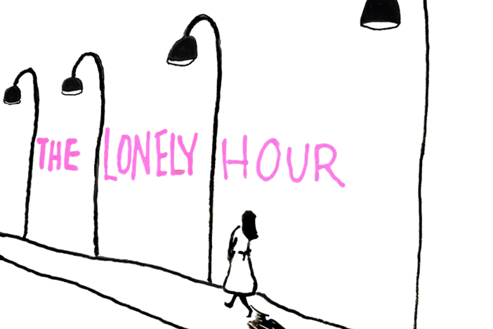 "Julia Bainbridge channels her experiences with loneliness into her podcast, ""The Lonely Hour."""